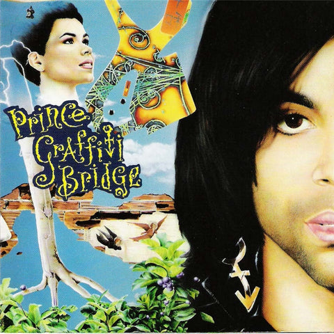 Prince - Music From Graffiti Bridge on 2LP TBA Pre-order - direct audio