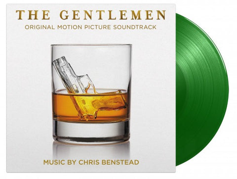 The Gentlemen - Original Motion Picture Soundtrack Numbered Limited Edition Colored 180g Import Vinyl LP - direct audio