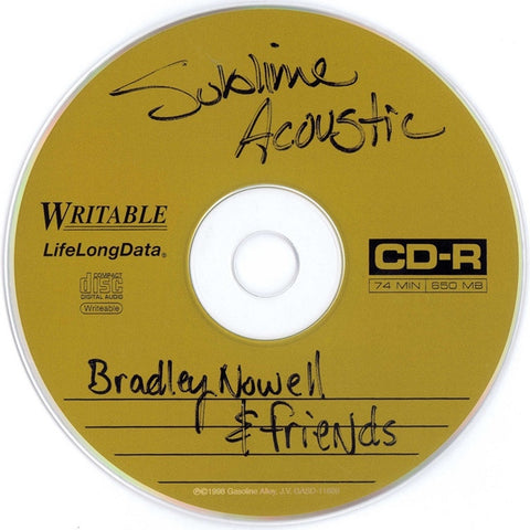Sublime - Sublime Acoustic: Bradley Nowell And Friends on LP - direct audio