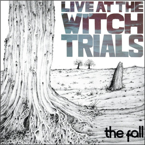 The Fall - Live At The Witch Trials on Limited Edition LP - direct audio
