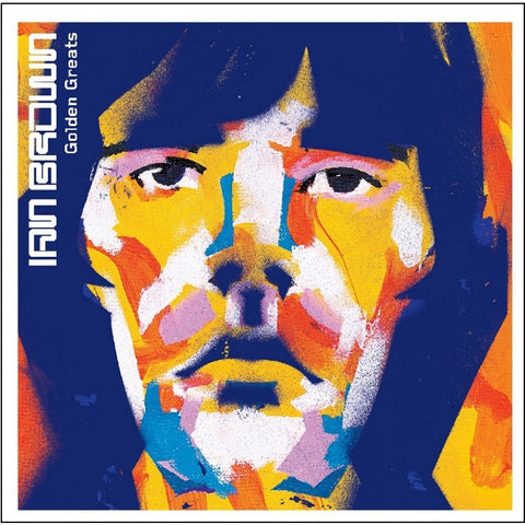 Ian Brown - Golden Greats on Limited Edition Colored 180g Import Vinyl 2LP - direct audio