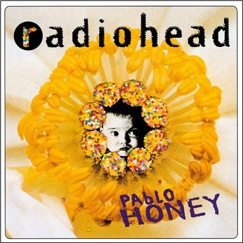 Radiohead - Pablo Honey 180g Vinyl LP + Download - direct audio