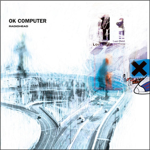 Radiohead - OK Computer 180g Vinyl 2LP + Download - direct audio