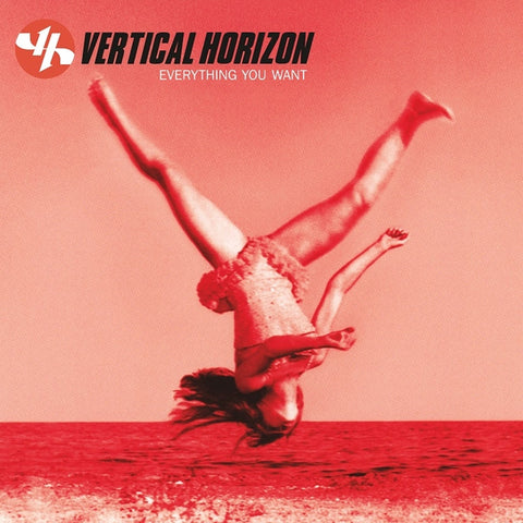 Vertical Horizon - Everything You Want on Limited Edition Colored 180g LP - direct audio