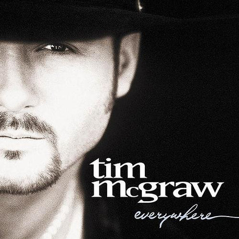 Tim McGraw - Everywhere on LP + Download - direct audio