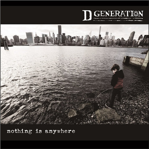 D Generation - Nothing Is Anywhere Vinyl LP - direct audio
