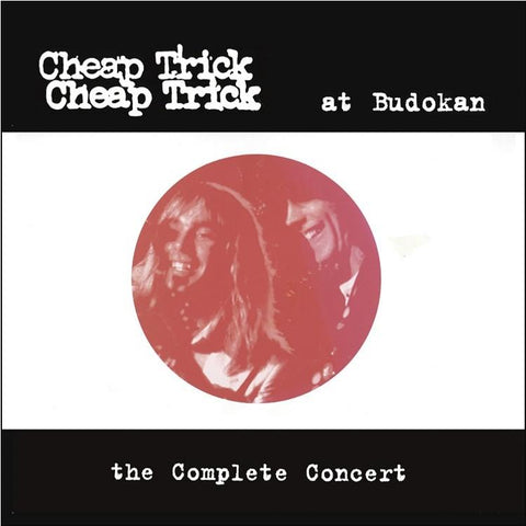 Cheap Trick - At Budokan: The Complete Concert 180g Import Vinyl 2LP - direct audio