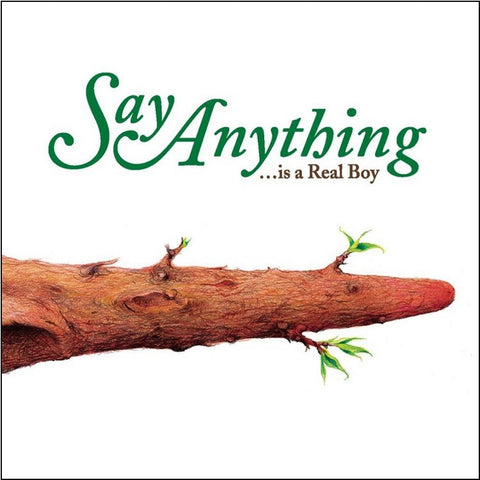 Say Anything - ...Is A Real Boy Vinyl 2LP - direct audio