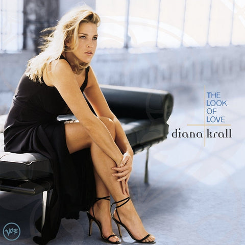 Diana Krall - The Look of Love on Hybrid 5.1 SACD - direct audio