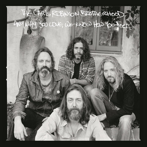 Chris Robinson Brotherhood - Anyway You Love, We Know How You Feel Vinyl LP - direct audio