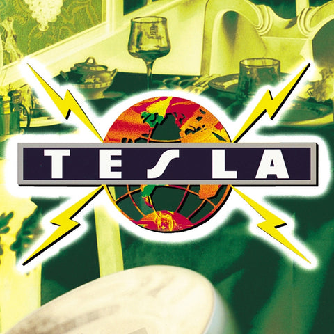Tesla - Psychotic Supper Vinyl 2LP (Out Of Stock) Pre-order - direct audio