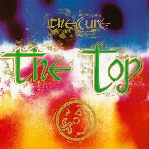 The Cure - The Top 180g Vinyl LP - direct audio