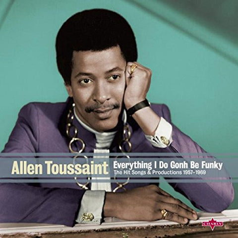 Allen Toussaint - Everything I Do Gonh Be Funky 180g Vinyl LP - direct audio
