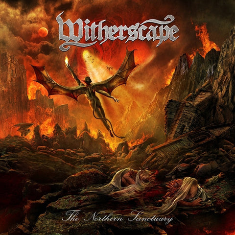 Witherscape - The Northern Sanctuary on Limited Edition Colored LP + CD - direct audio