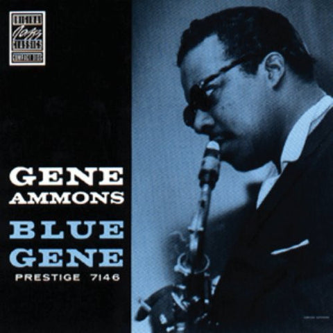 Gene Ammons - Blue Gene on LP - direct audio