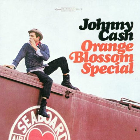 Johnny Cash - Orange Blossom Special on Numbered Limited Edition 200g LP - direct audio