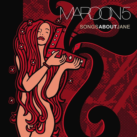 Maroon 5 - Songs About Jane 180g Vinyl LP (Out Of Stock) Pre-order - direct audio
