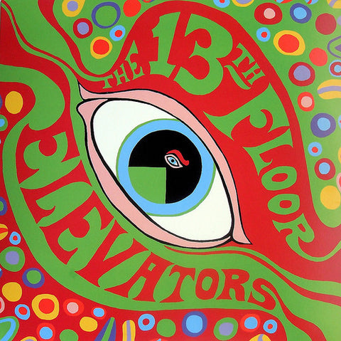 13th Floor Elevators - The Psychedelic Sounds Of The 13th Floor Elevators on Limited Edition 180g 2LP - direct audio