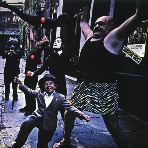 The Doors - Strange Days on 200g 45RPM 2LP - direct audio