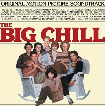The Big Chill: Original Motion Picture Soundtrack - Various Artists Vinyl LP - direct audio