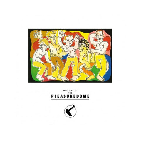 Frankie Goes To Hollywood - Welcome To The Pleasuredome on 180g Import 2LP - direct audio