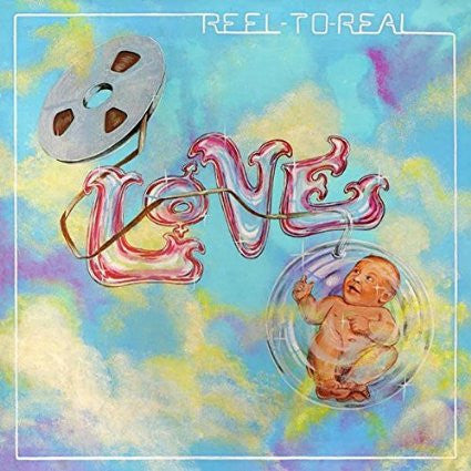 Love - Reel To Reel on Deluxe Limited Edition LP + Download with Bonus Tracks - direct audio