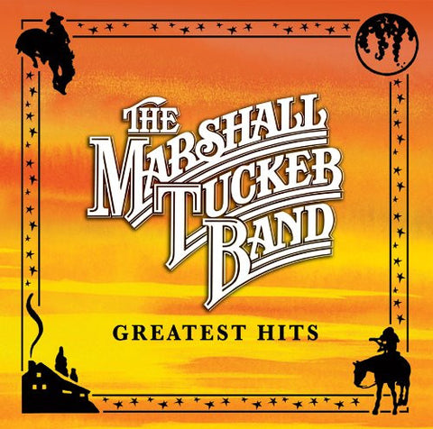 The Marshall Tucker Band - Greatest Hits on 180g 2LP + Download Code - direct audio