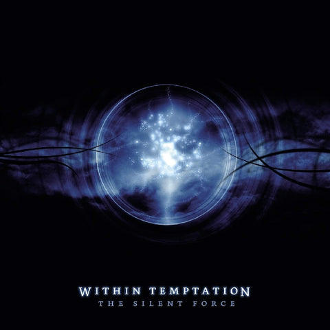 Within Temptation Silence Force Numbered Limited Edition Colored 180g Import Vinyl LP