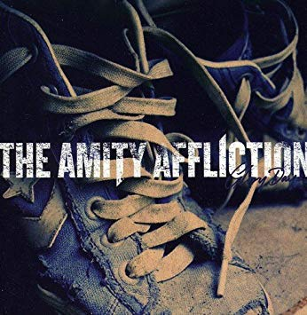 The Amity Affliction - Glory Days Colored Vinyl LP - direct audio