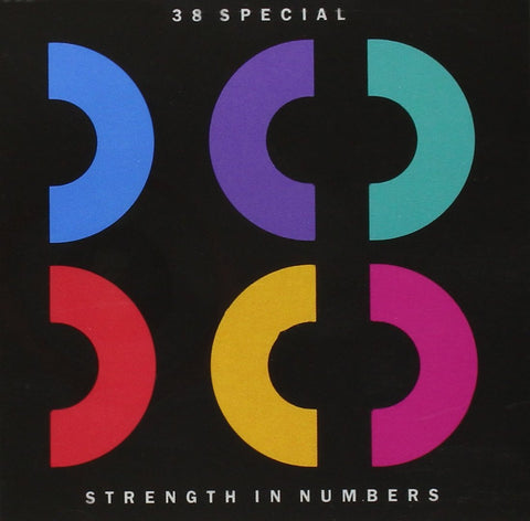 .38 Special - Strength in Numbers Vinyl LP - direct audio