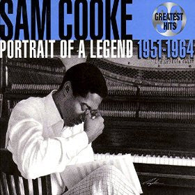 Sam Cooke - Portrait Of A Legend 1951-1964 on 180g 2LP - direct audio