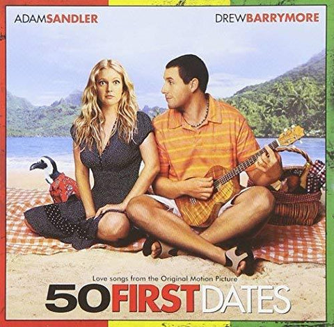 50 First Dates: Original Motion Picture Soundtrack - Various Artists Colored Vinyl LP - direct audio