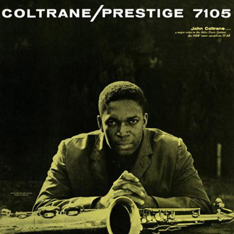 John Coltrane - Coltrane on 200g Mono LP (Awaiting Repress) - direct audio