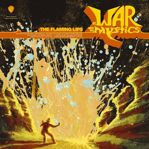 The Flaming Lips - At War With The Mystics on 180g Vinyl 2LP (Out Of Stock) - direct audio