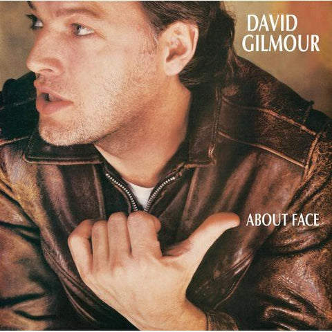David Gilmour - About Face Remastered CD - direct audio