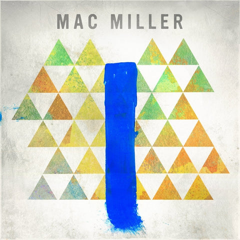 Mac Miller - Blue Slide Park Vinyl 2LP - direct audio