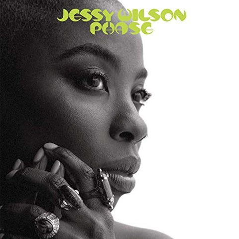 Jessy Wilson - Phase Vinyl LP - direct audio