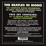 The Beatles - The Beatles in Mono on Limited Edition 180g 14LP Box Set - direct audio - 2