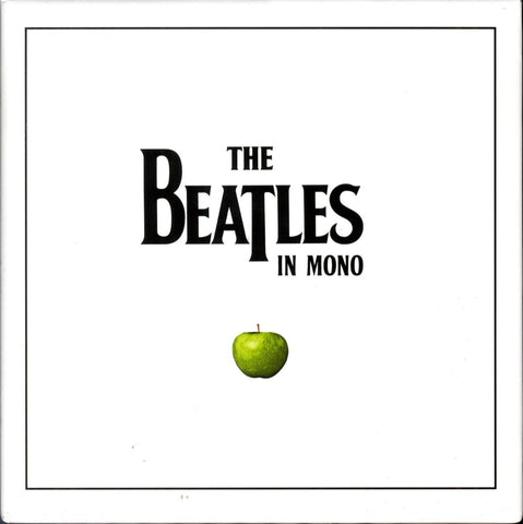 The Beatles - The Beatles in Mono on Limited Edition 180g 14LP Box Set - direct audio - 1