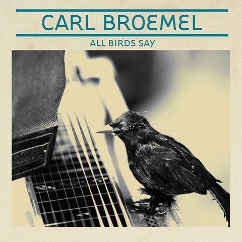 My Morning Jacket - Carl Broemel - All Birds Say On Vinyl LP - direct audio