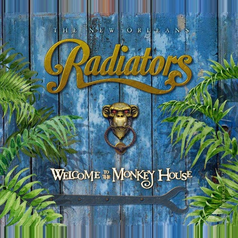 The Radiators - Welcome To The Monkey House Vinyl LP - direct audio