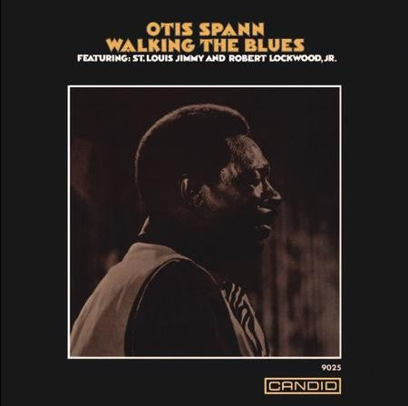 Otis Spann - Walking The Blues on 180g Import LP - direct audio
