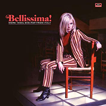 Bellissima: More 1960s She-Pop From Italy - Various Artist Vinyl LP - direct audio