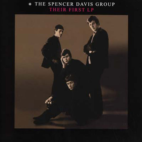 The Spencer Davis Group - Their First LP on Limited Edition Import LP w/ 5 Bonus Tracks - direct audio