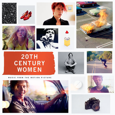 20th Century Women: Music From The Original Motion Picture Soundtrack Vinyl LP - direct audio