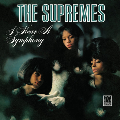 The Supremes - I Hear A Symphony on Limited Edition 180g Import LP - direct audio