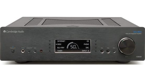 Cambridge Audio - Azur 851A Integrated Amp with Class XD™ dual mono block amplifiers - direct audio - 1