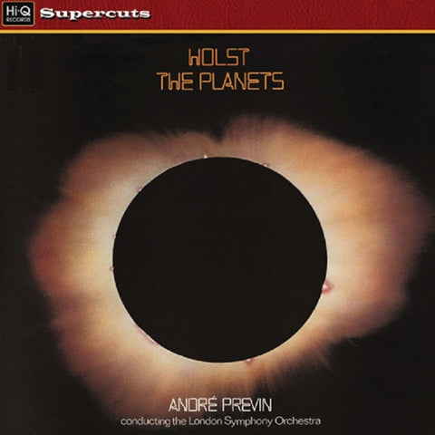 Holst - The Planets - Previn - London Symphony Orchestra on XRCD24 - direct audio