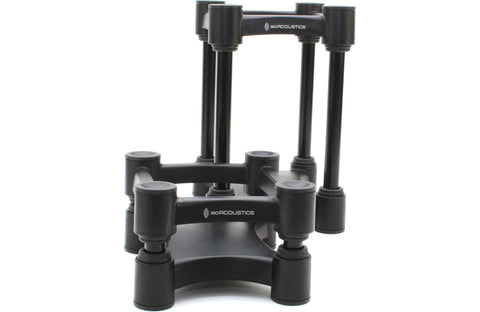 IsoAcoustics - ISO-130 Monitor Stands Supports Small Speakers Pair - direct audio