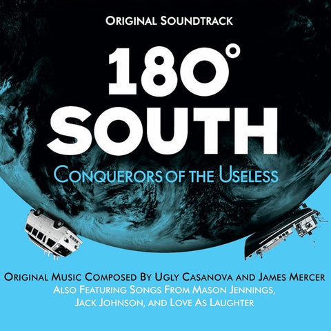 180° South: Original Soundtrack Recording Vinyl LP (Out Of Stock) Pre-order - direct audio